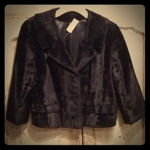 Saks Fifth Avenue vintage fur